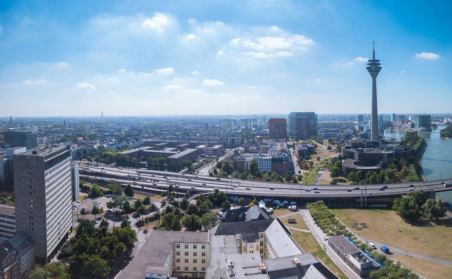 Alstadt in Düsseldorf