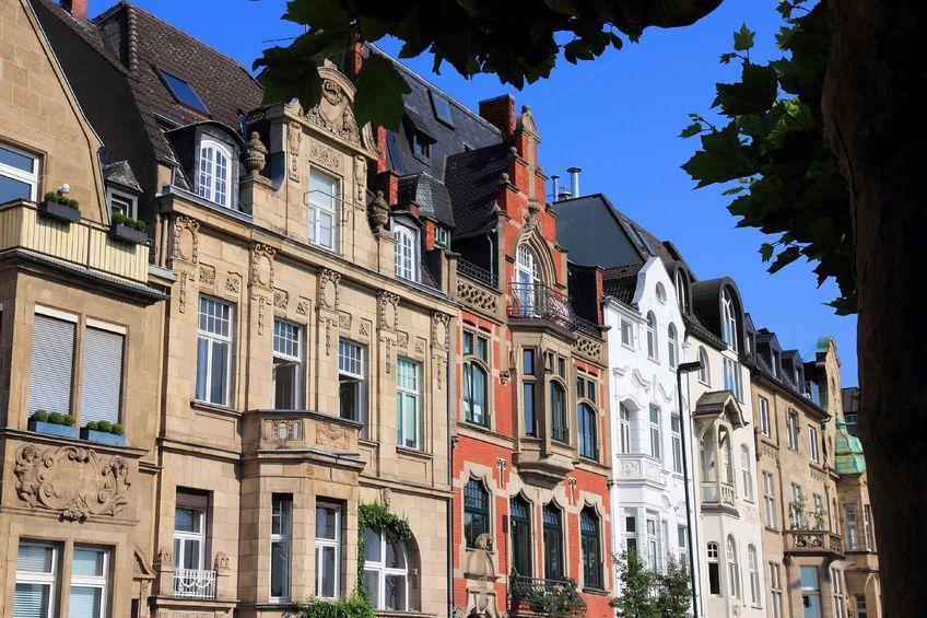 Stadtteil Pempelfort in Düsseldorf
